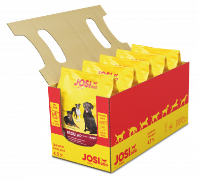 JosiDog Regular 5x900 g