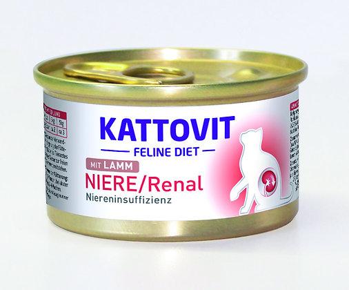 Kattovit Feline Niere / Renal (Niereninsuffizienz) 85g Dose