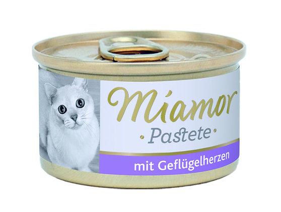 Miamor Katzenzarte Fleischpastete 85g Dose