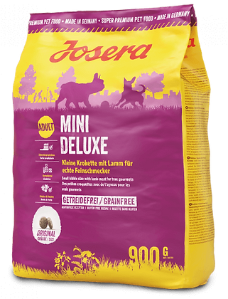 Josera Dog MiniDeluxe 900 g