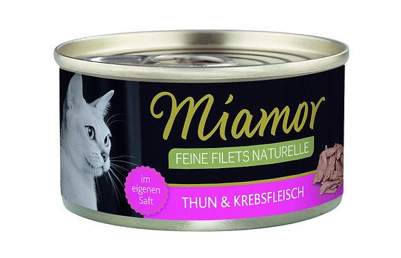Miamor Feines Filets Naturelle 80 g Dose - verschiedene Sorten