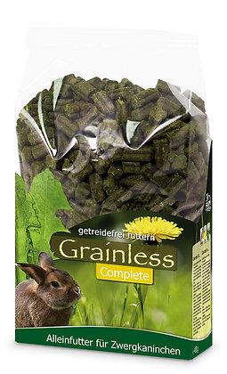 JR Grainless Complete Zwergkaninchen - 1350 g