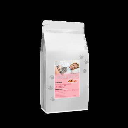 Natural Growth Cat- Lachs & Süßkartoffel  - 2.00 kg