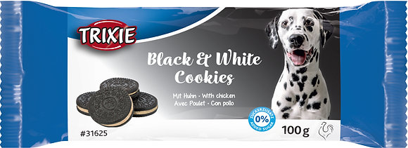 Black & White Cookies 4 st. 100 g