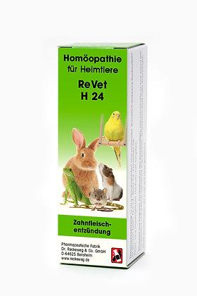 ReVet® H 24 Globuli (Streukügelchen) für Heimtiere