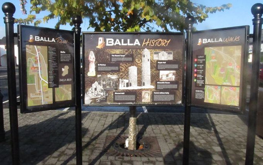 New Heritage Signs