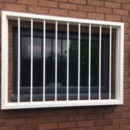 Window bars by Leo Security Solutoins