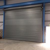 industrial Garage Door by Leo Security Solutions