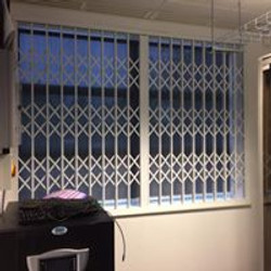 grille window guards by Leo Security Solutions