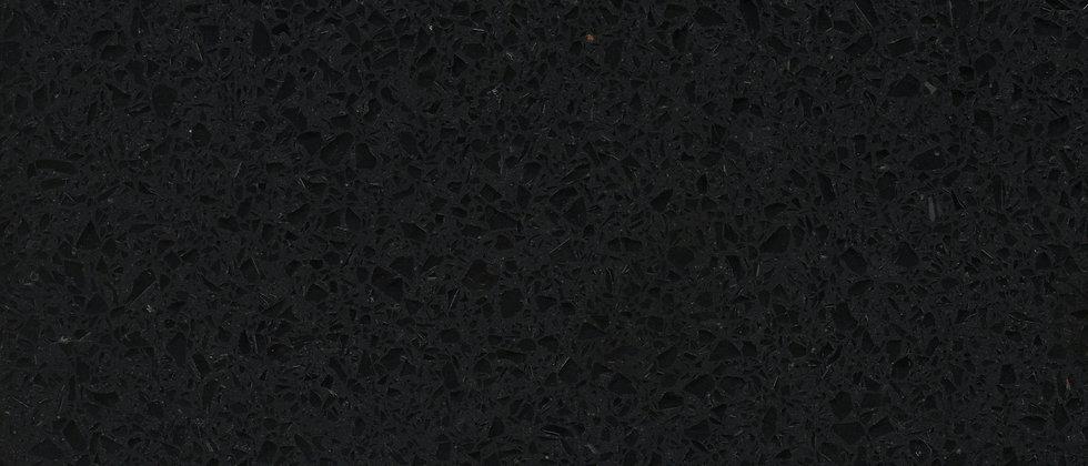 Кварцевый искусственный камень Silestone Stellar Negro