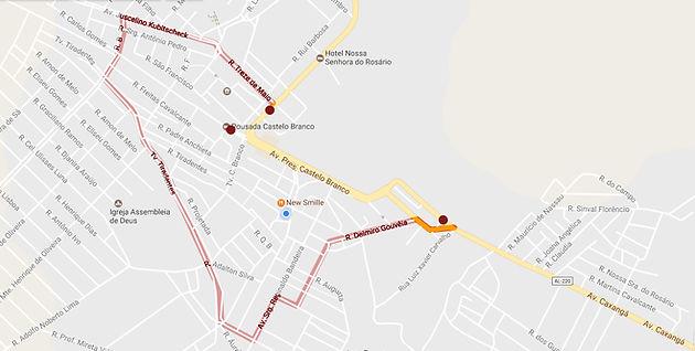 SMTT divulga alterações no trânsito durante as festas de Carnaval em Delmiro Gouveia