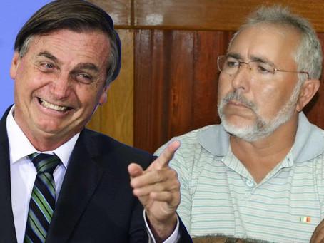 CGU apura uso das verbas de combate à COVID-19. Padre Eraldo gastou mais de R$ 2 milhões em tendas