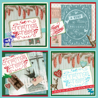 Christmas cards designed for you and yours