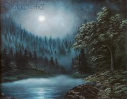 Night At The Lake-wm