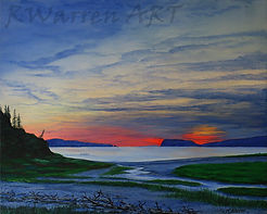 Partridge Island Sunset wm.jpg