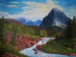 Majestic Mountains wm