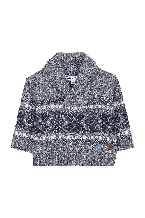 Tartine et Chocolat - Wool Sweater