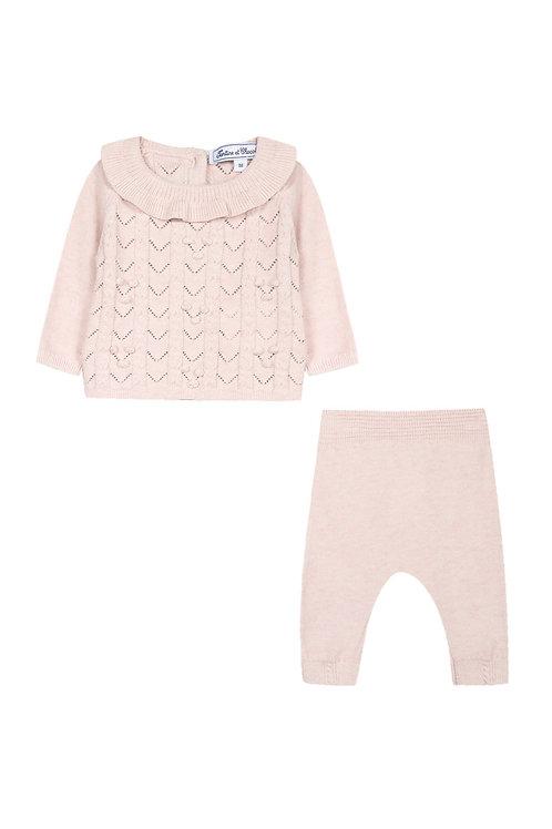 Tartine et Chocolat - Knit Outfit