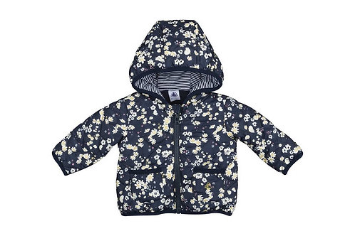 Petit Bateau -Floral Rain Jacker