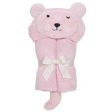 Elegant Baby -Bear Bath Wrap