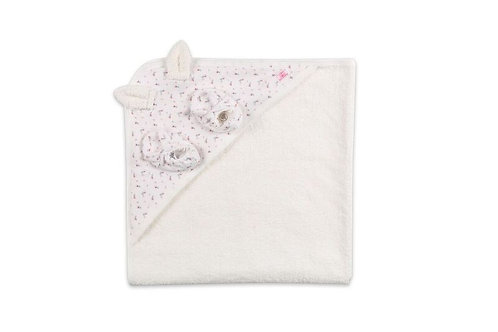 Petit Bateau - Towel w/ Booties