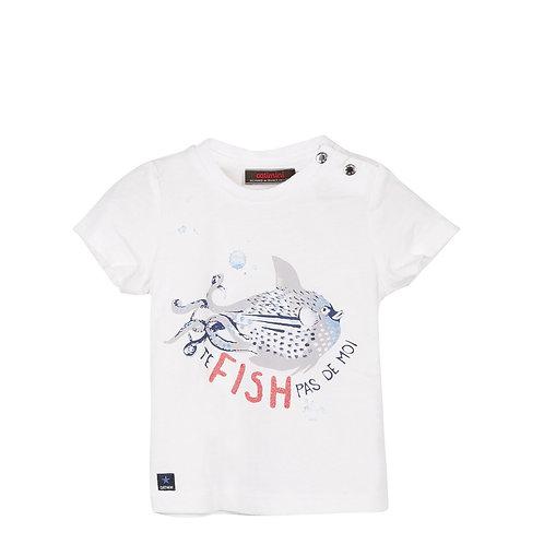 Catimini - Fish Tee Shirt