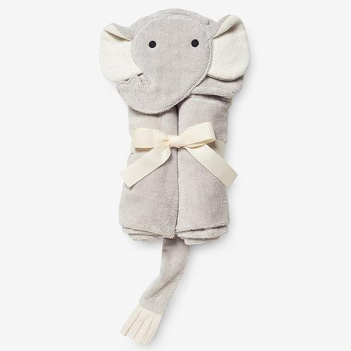 Elegant Baby - Elephant Bath Wrap