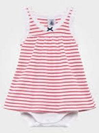 Petit Bateau - Stripe Dress