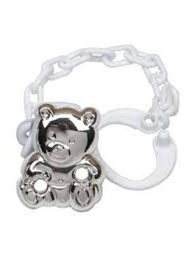 Cunill - Teddy Bear Pacifier Holder