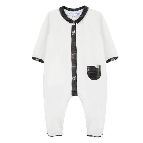 Tartine et Chocolat - Velour Playwear Outfit
