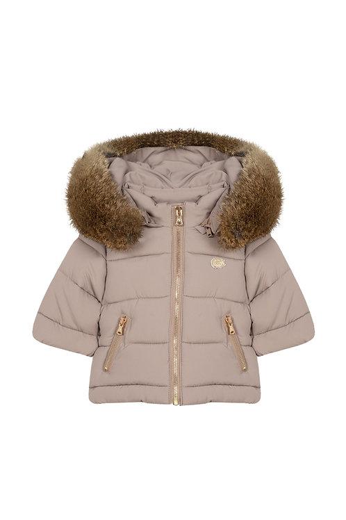 Tartine et Chocolat - Faux Fur Winter Jacket