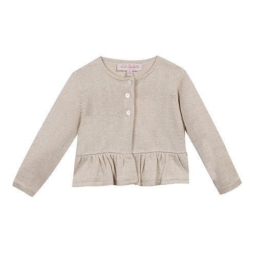 Lili Gaufrette - Lame' Sweater