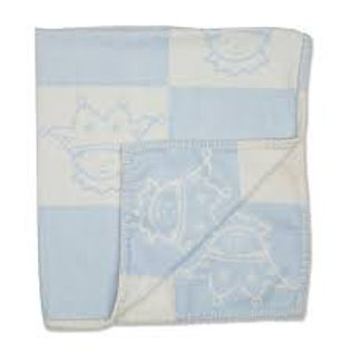 Marie Chantal - Wool Stroller Blanket