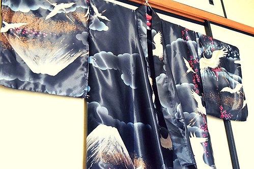 "Kimono interior ""Fujitsuru"""