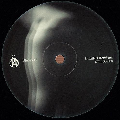 David Att - Untitled remixes (ST14.RMX0)