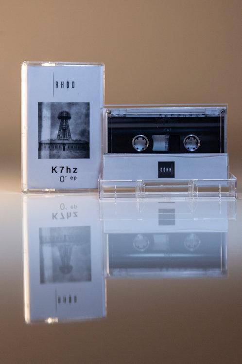K7hz - 0´ EP [Cassette] (EXP003)