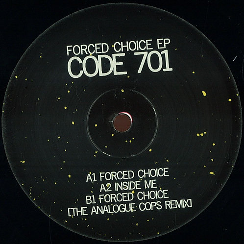 Code 701 - Forced Choice (FRVRLTD001)