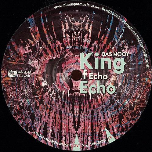 Bas Mooy - King Of Echo Echo (BSMLP001)