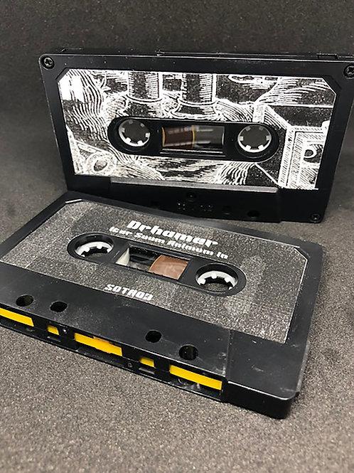 Drhamer - Iter Suum Animum In [Cassette] (SOTA003)