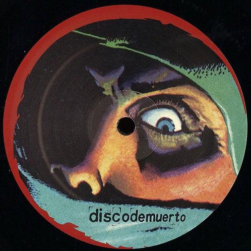 Davit Error - Discomuerto (DDM01)