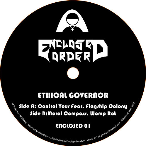 Ethical Governor - Enclosed 01 (ENCLOSED01)