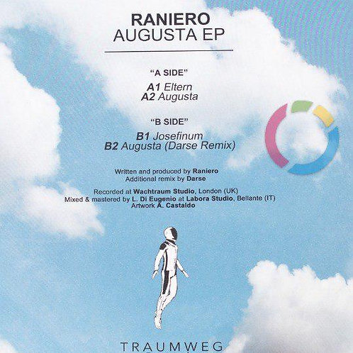 TW01 Raniero - Augusta EP [TRAUMWEG Records] Release date : May 16, 2019