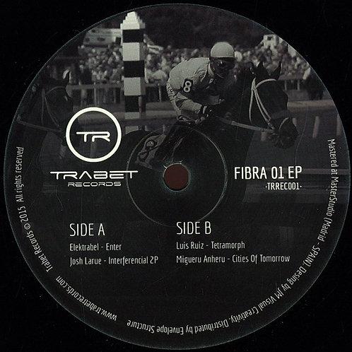 Various Artists - Fibra 01 EP (TRREC001)