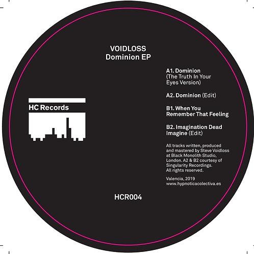 HCR004 Voidloss - Dominion EP