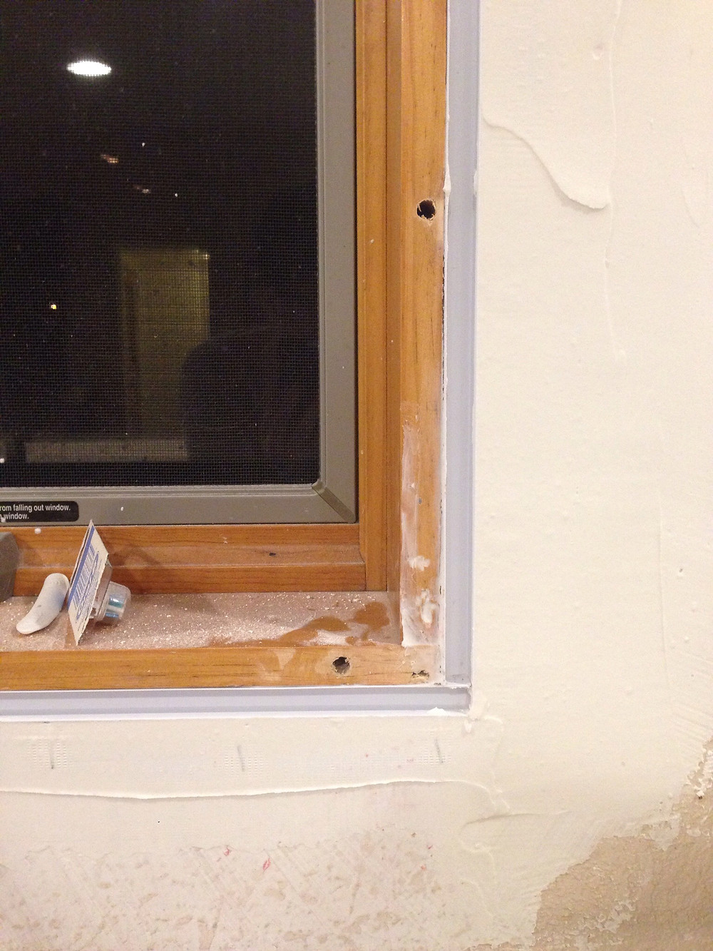 Trim-Tex F Reveal Bead window trim