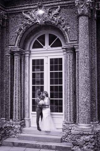 Klassisches Hochzeitsfoto von Capmore Photography