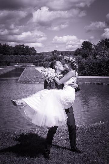 Traumhaftes Hochzeitsfoto von Capmore Photography