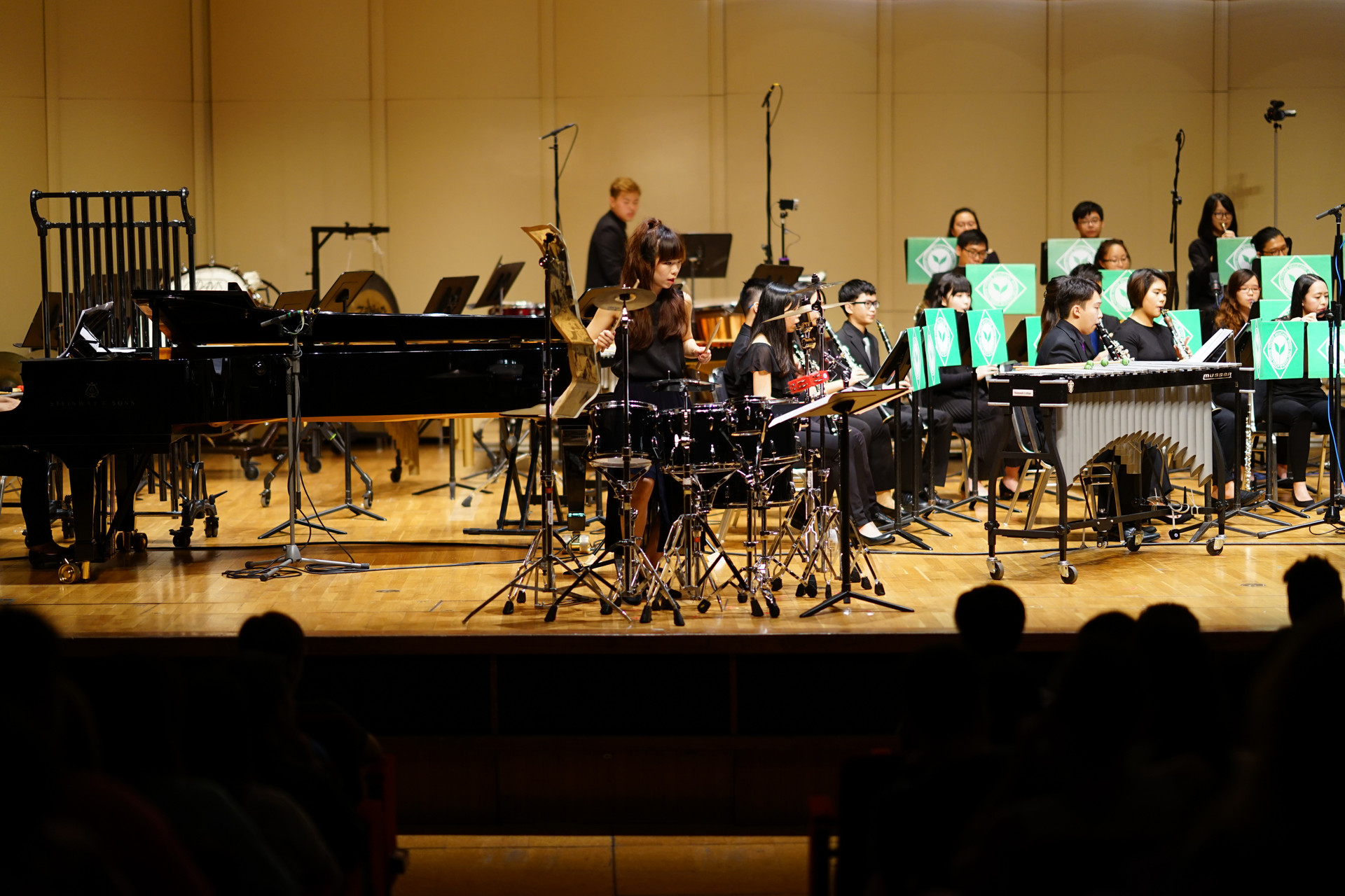 Duo Concerto with Hong Kong Young Musicians' Wind Orchestra