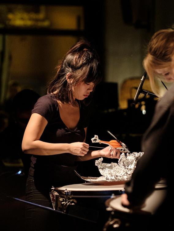 Abstruckt Ensemble / Kammer Klang @Cafe Oto