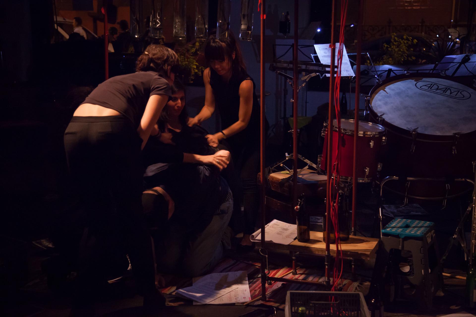 Metapraxis Ensemble @Cafe Oto